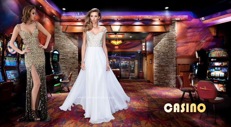 Casino-Worthy Prom Dress - Vegas Style | PromHeadquarters.com