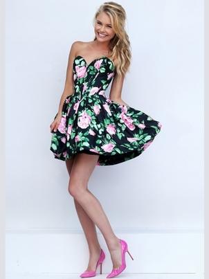 Dress by Designer: Sherri Hill