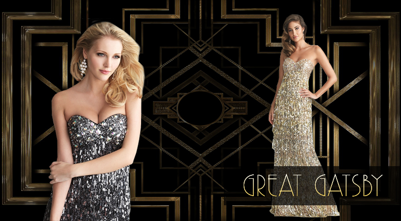 great gatsby themed prom dresses promheadquarters com