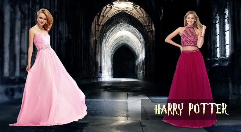 Harry Potter Prom Dresses | PromHeadquarters.com