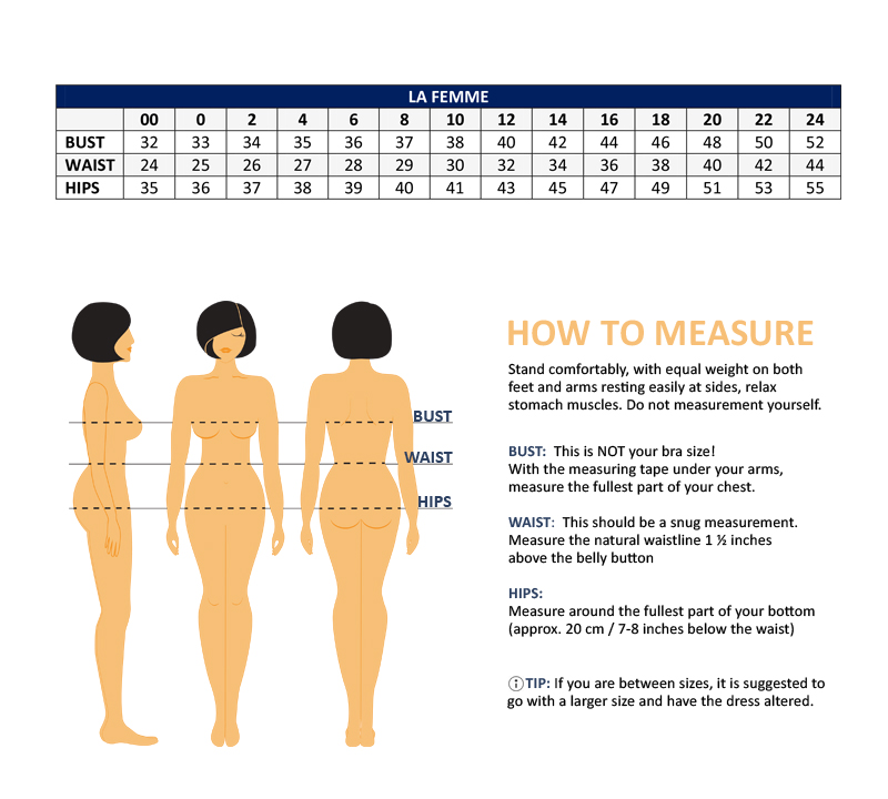 Add To Bag How Measuresize Chart